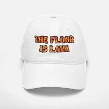 The Floor Is Lava Baseball Baseball Baseball Cap
