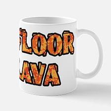 The Floor Is Lava Mug