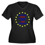 Superhero Writer Plus Size T-Shirt