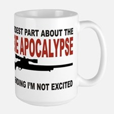 Zombie Apocalypse Ceramic Mugs