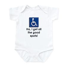 Handy Handi Infant Bodysuit