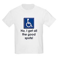 Handy Handi Kids T-Shirt