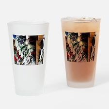 ConVERSE Drinking Glass