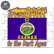 BrownBACK to the Dark Ages Puzzle