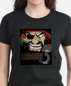 Pirate Says AARRGG Tee