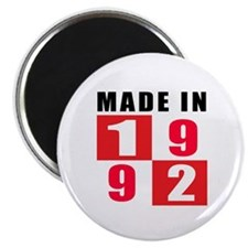Made In 1992 Magnet