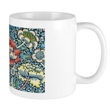 Wandle Design by William Morris Small Mugs