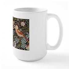William Morris Strawberry Thief Ceramic Mugs