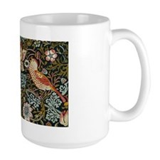 William Morris Strawberry Thief Mug