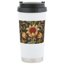 William Morris Evenlode design Travel Mug