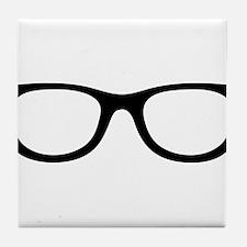Brille Tile Coaster
