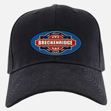 Breckenridge Old Label Baseball Hat