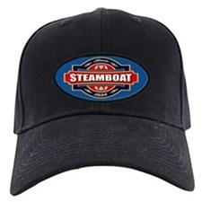 Steamboat Old Label Baseball Hat