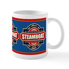 Steamboat Old Label Mug