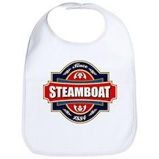 Steamboat Old Label Bib