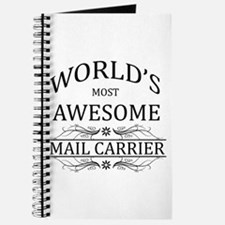 World's Most Awesome Mail Carrier Journal