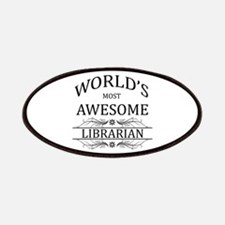 World's Most Awesome Librarian Patches