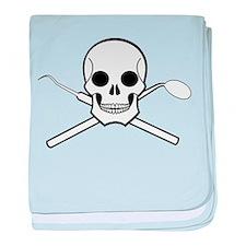 Chompy Chompy Pirates baby blanket