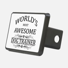 World's Most Awesome Dog Trainer Hitch Cover