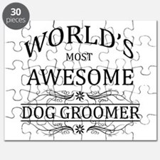 World's Most Awesome Dog Groomer Puzzle