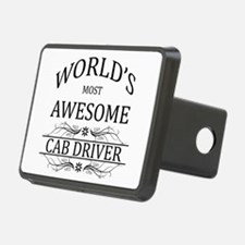 World's Most Awesome Cab Driver Hitch Cover