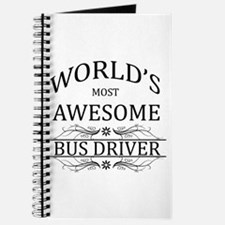 World's Most Awesome Bus Driver Journal