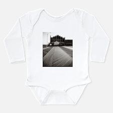 Asbury Park Boardwalk Long Sleeve Infant Bodysuit