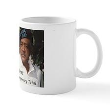 SEIZE THE TIME: The Eighth Defendant - Mug