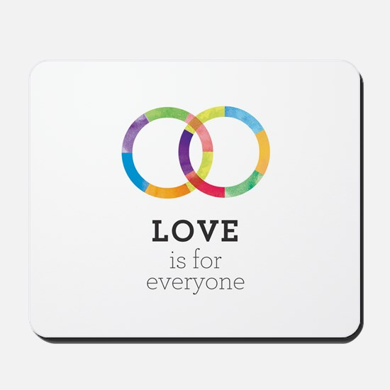 Marriage Equality Mousepad