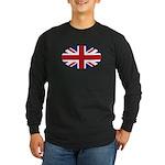 United Kingdom Long Sleeve Dark T-Shirt