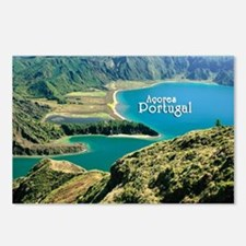 Lagoa do Fogo Postcards (Package of 8)