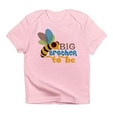 Big brother to be Infant T-Shirt