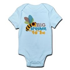 Big brother to be Infant Bodysuit