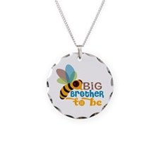 Big Brother To Be Necklace