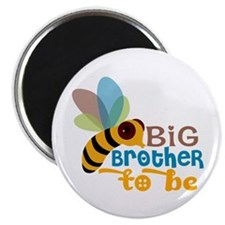 """Big Brother To Be 2.25"""" Magnet (10 pack)"""