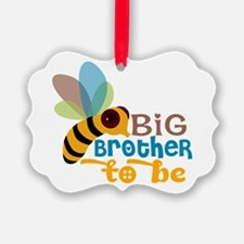 Big Brother To Be Ornament