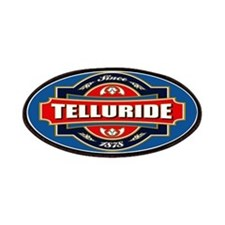 Telluride Old Label Patches