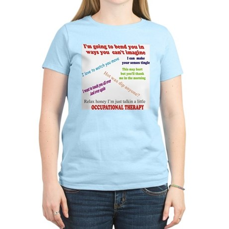OCCUPATIONAL THERAPY 1 png.png T-Shirt