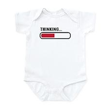Thinking loading Infant Bodysuit