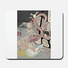 Pandoras Box - Yoshotoshi Taiso - 1880 - woodcut M