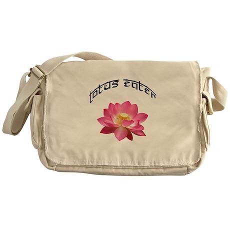 LotusEater.png Messenger Bag
