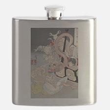 Pandoras Box - Yoshotoshi Taiso - 1880 - woodcut F