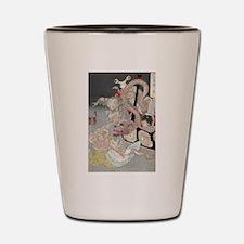 Pandoras Box - Yoshotoshi Taiso - 1880 - woodcut S