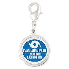 Hurricane Evacuation Plan Charms