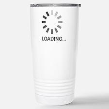 Loading bar internet Stainless Steel Travel Mug