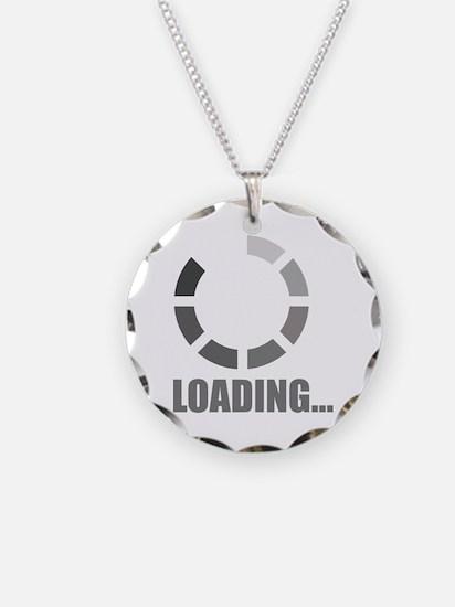 Loading bar Necklace