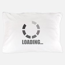 Loading bar Pillow Case