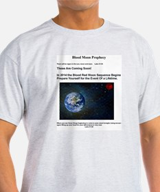 Blood Moon Prophecy T-Shirt