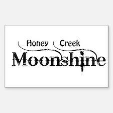 Honey Creek Moonshine Decal