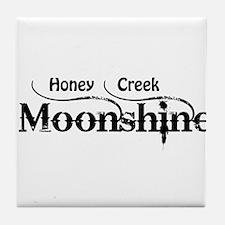 Honey Creek Moonshine Tile Coaster